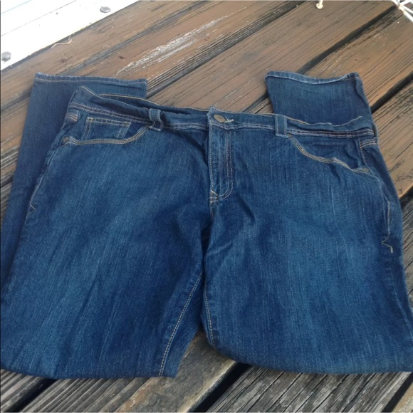 Old Navy Denim - Old Navy Jeans 16 Ultra Low Waist Skinny Stretch
